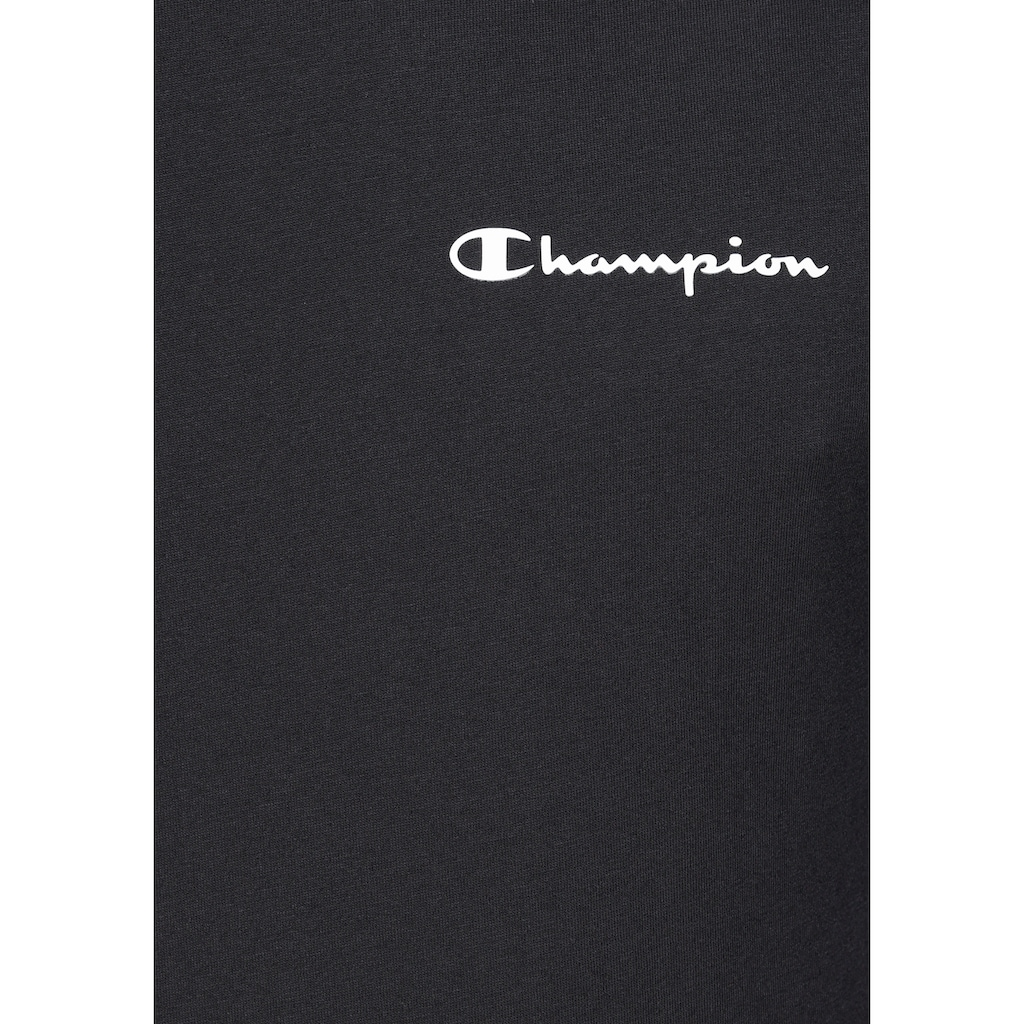 Champion Langarmshirt »CREWNECK LONGSLEEVE«