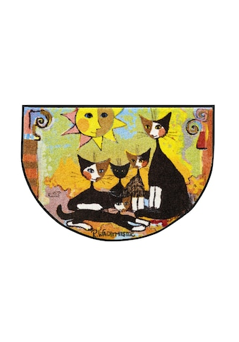 Fußmatte Katze, waschbar kaufen