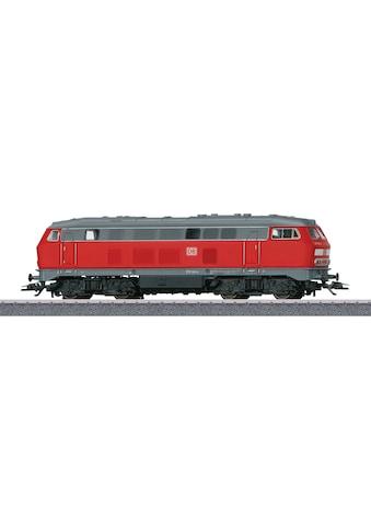 Märklin Diesellokomotive »Märklin Start up - BR 216 DB AG, Wechselstrom« kaufen