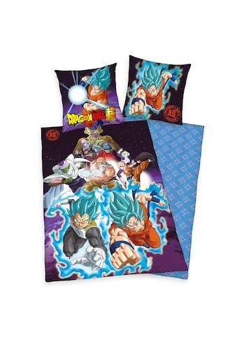 Herding Kinderbettwäsche »Dragon Ball Super, Baumwoll-Renforcé« kaufen