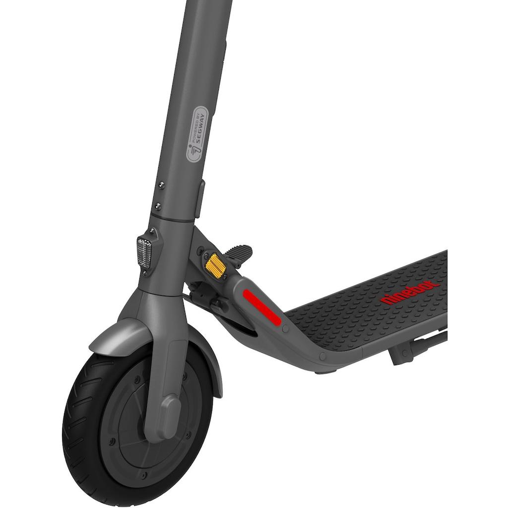 ninebot by Segway E-Scooter »Ninebot E22D«, zugelassen laut StVZO
