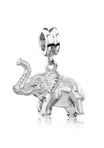 Nenalina Bead »Bead Anhänger Elefant Tier Reise 925 Silber« kaufen