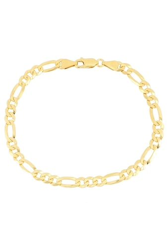 Firetti Armband »in Figarokettengliederung, 5,3 mm, glänzend, vergoldet, klassisch,... kaufen