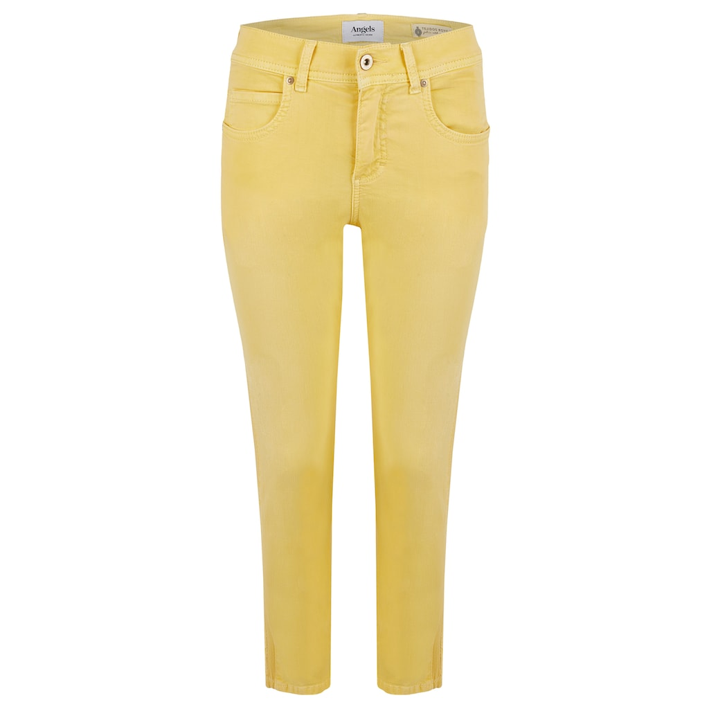 ANGELS Ankle-Jeans, in Coloured Denim