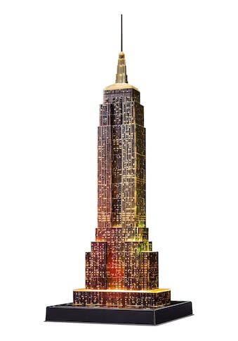 """Ravensburger 3D - Puzzle """"Empire State Building Night Edition"""" kaufen"""