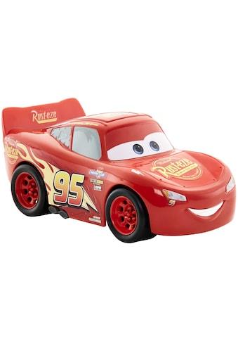 Mattel® Spielzeug-Auto »Pixar Cars Track Talkers Lightning McQueen«, mit Soundfunktion kaufen