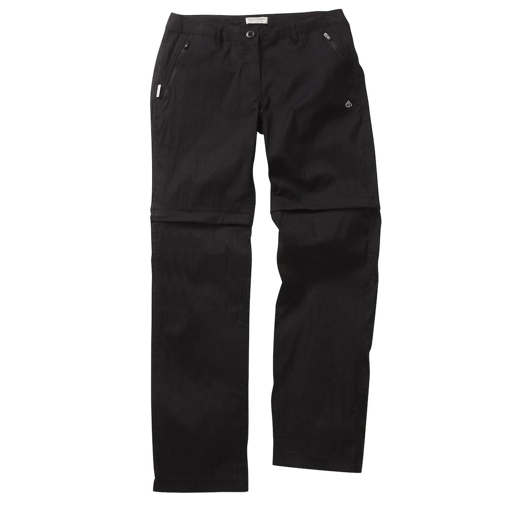 Craghoppers Zip-off-Hose »Outdoor Damen Kiwi Pro Convertible Hose«