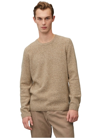Marc O'Polo Rundhalspullover, Feinstrick kaufen