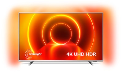 "Philips LED-Fernseher »58PUS8105/12«, 146 cm/58 "", 4K Ultra HD, Smart-TV, 3-seitiges Ambilght kaufen"