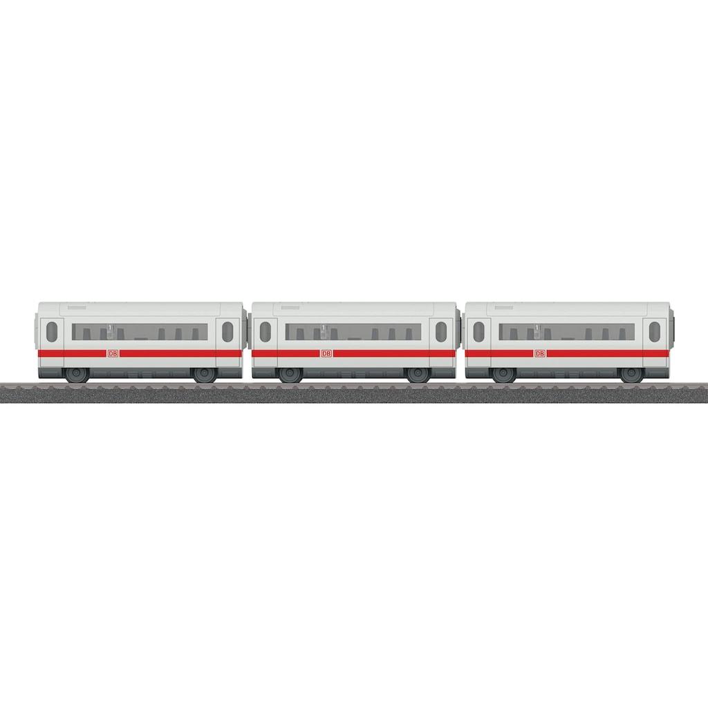Märklin Personenwagen »Märklin my world - Ergänzungswagen-Set zum ICE 3 - 44108«, Ideale Ergänzung zur Startpackung ICE 3