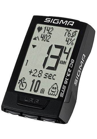 SIGMA SPORT Fahrradcomputer »BC 23.16 STS SET« kaufen