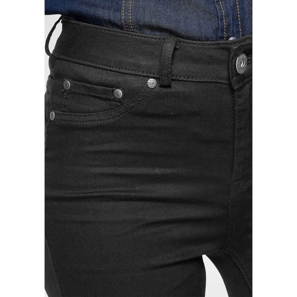Arizona Skinny-fit-Jeans »Ultra Stretch«, High Waist mit Shapingnähten