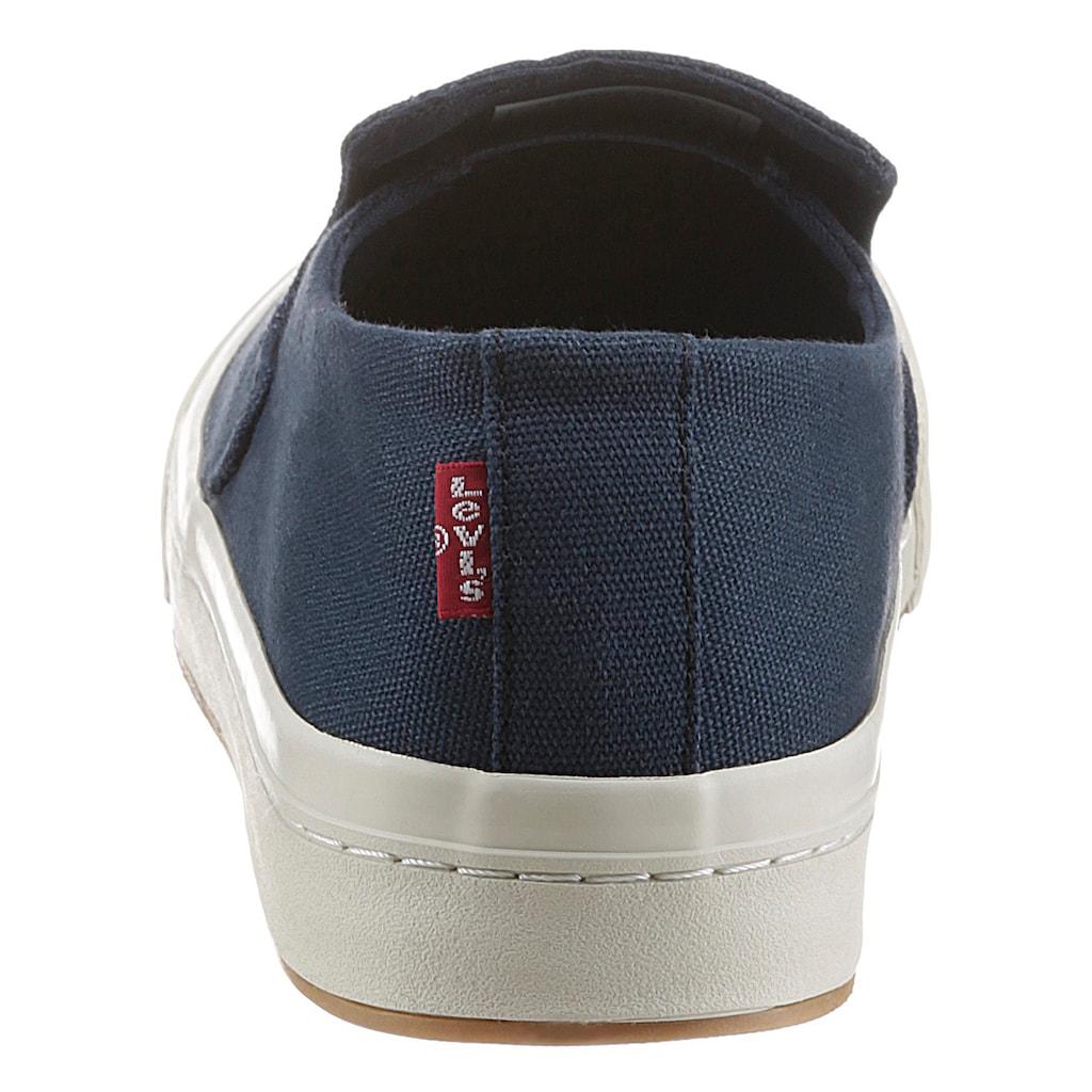 Levi's® Slipper »SUMMIT LOW«, mit Logo an der Ferse