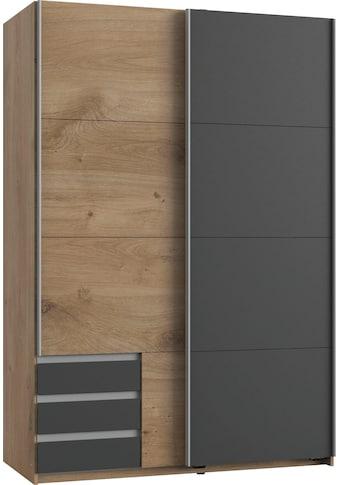 Wimex Schwebetürenschrank »Emden«, mit Schubkästen kaufen