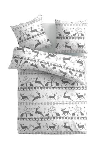 Bettwäsche »Cervo« (2tlg.) kaufen