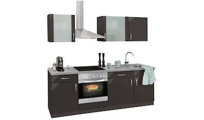 wiho Küchen Küchenzeile »Brüssel« kaufen