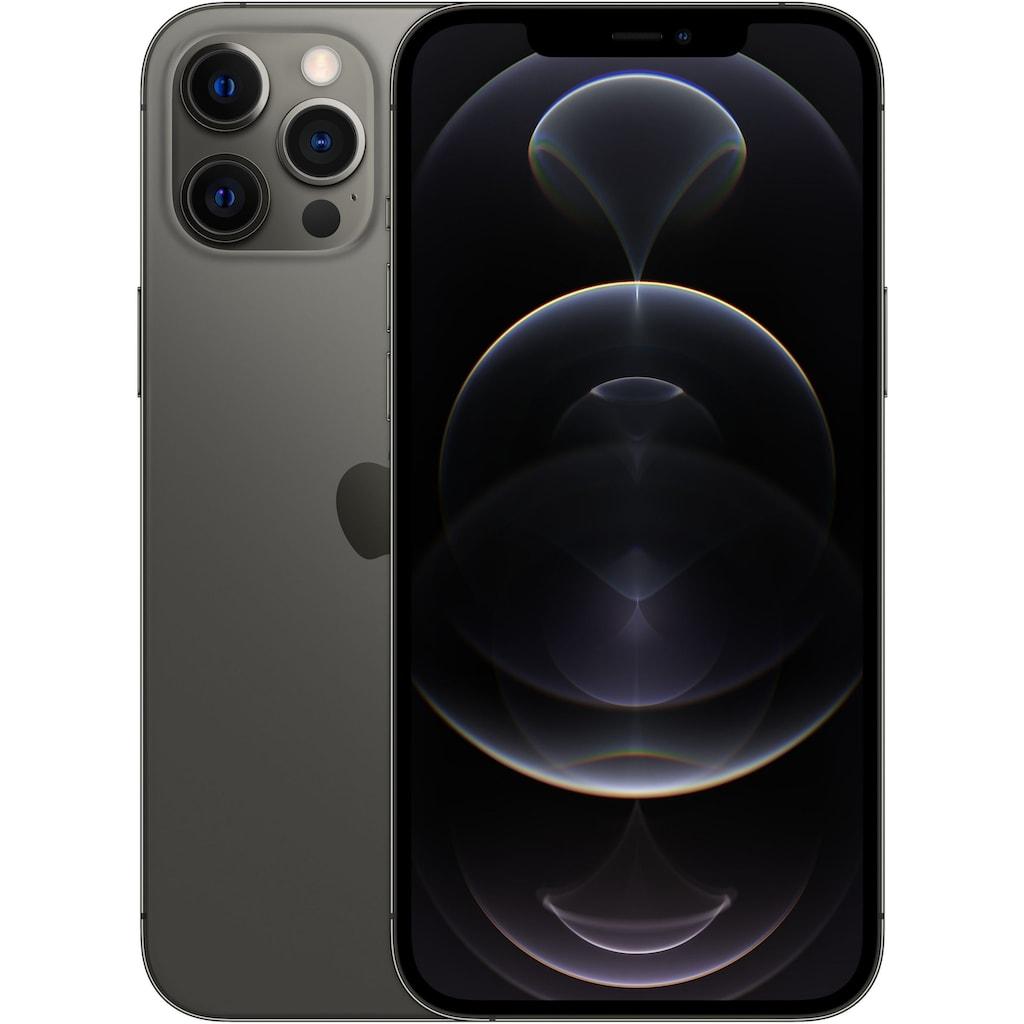 "Apple Smartphone »iPhone 12 Pro Max, 5G«, (17 cm/6,7 "", 128 GB Speicherplatz, 12 MP Kamera)"