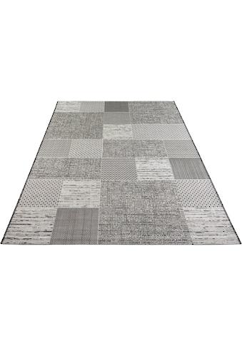 ELLE Decor Teppich »Agen«, rechteckig, 3 mm Höhe, In- und Outdoorgeeignet, Wohnzimmer kaufen