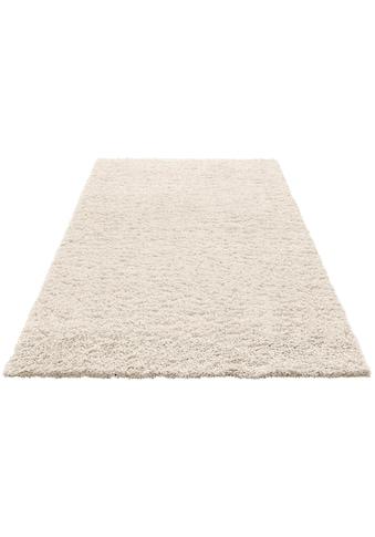Hochflor - Teppich, »Viva«, Home affaire, rechteckig, Höhe 45 mm kaufen