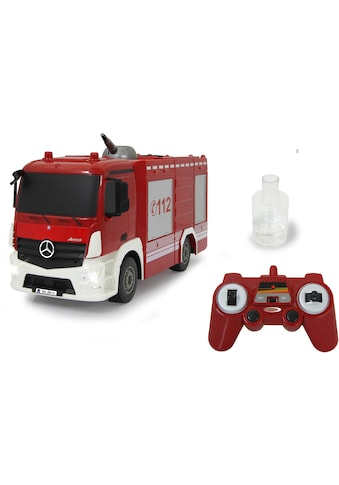Jamara RC-LKW »Feuerwehr TLF Mercedes-Benz Antos 1:26 - 2,4 GHz«, mit Spritzfunktion kaufen