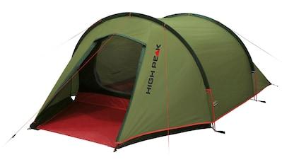 High Peak Tunnelzelt »Kite 3«, 3 Personen, (mit Transporttasche) kaufen