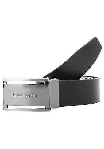 Bruno Banani Ledergürtel kaufen