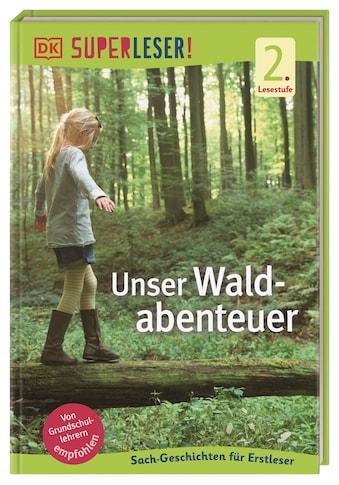 Buch »SUPERLESER! Unser Waldabenteuer / Christine Paxmann« kaufen