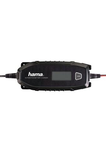 Hama Automatik-Batterie-Ladegerät 6V/12V/4A, für kaufen