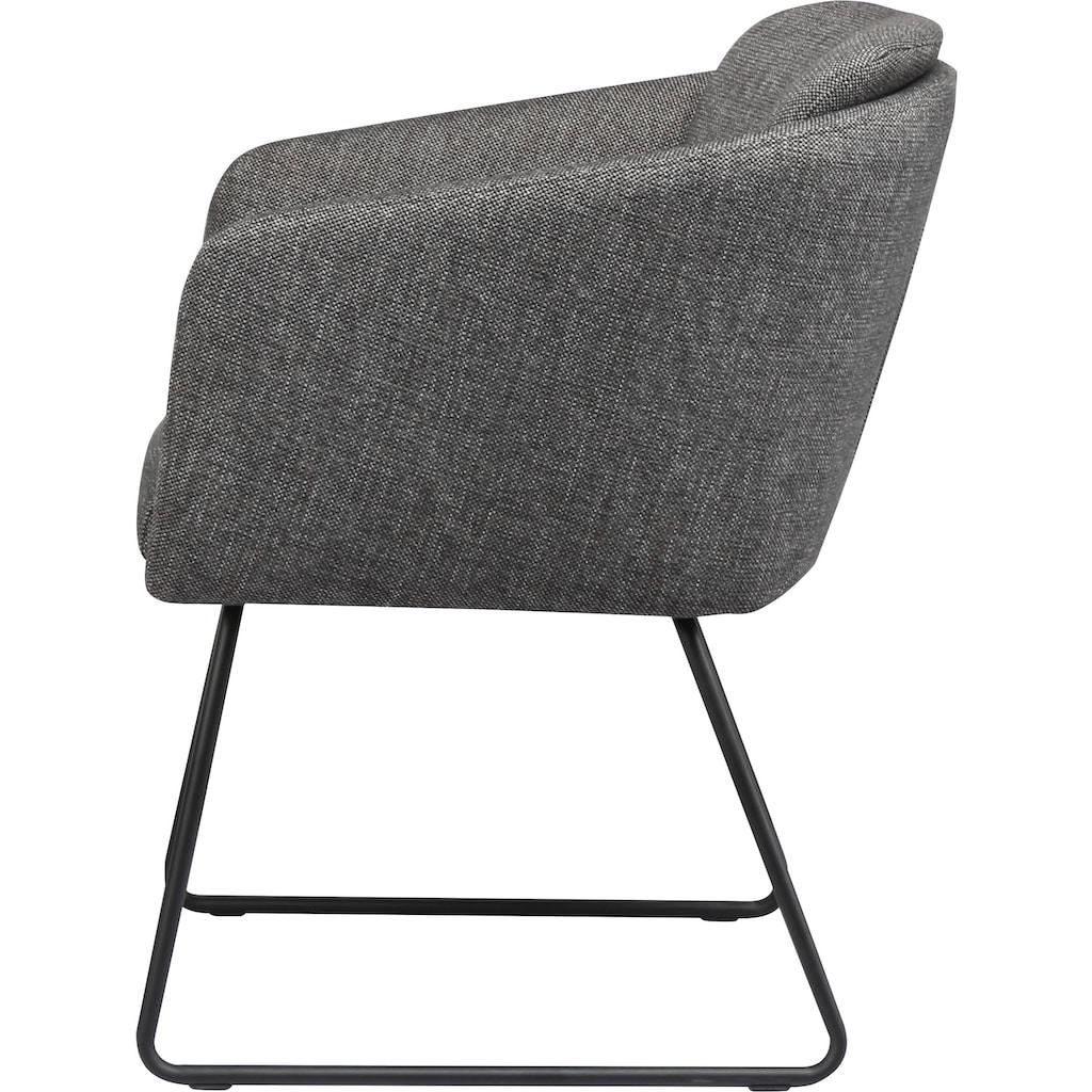 Guido Maria Kretschmer Home&Living Esszimmerstuhl »Spherely«, Sitz -und Rücken gepolstert