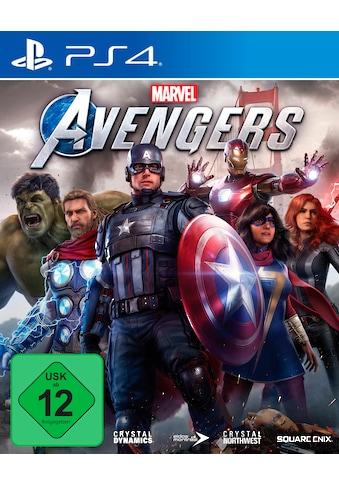 Marvel's Avengers PlayStation 4 kaufen