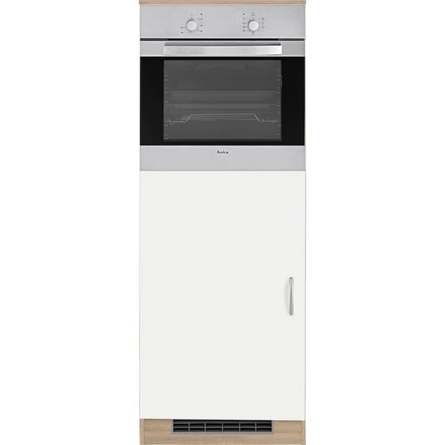 wiho Küchen Kühlumbauschrank »Brilon«