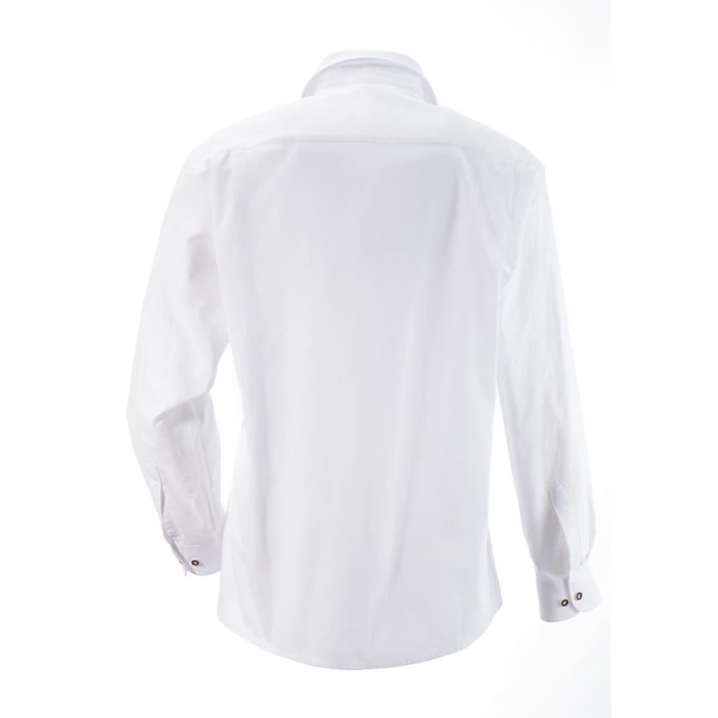 OS-Trachten Trachtenhemd, mit Biesen