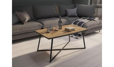 my home Couchtisch »Dinise«, in eckiger Ausführung kaufen