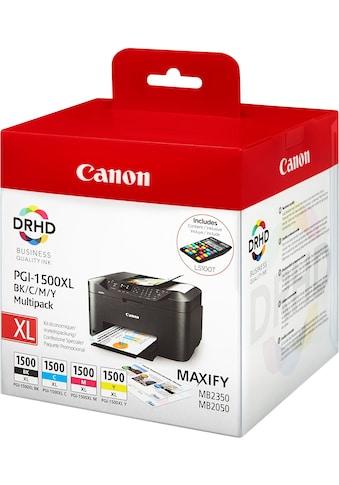 Canon Tintenpatrone »PGI-1500XL Multipack« kaufen