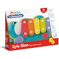 Clementoni® Spielzeug-Musikinstrument »Clementoni Baby - Xylo Dino«