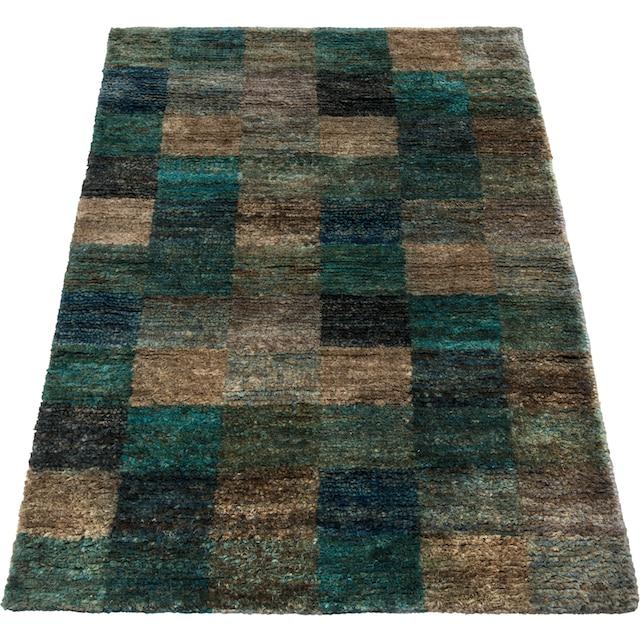 Home affaire Teppich »Diamond«, rechteckig, 10 mm Höhe, Wohnzimmer