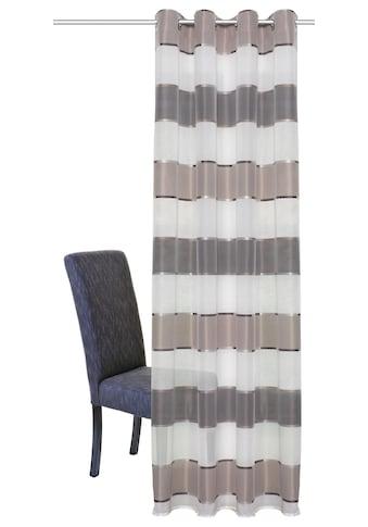 HOME WOHNIDEEN Vorhang »DARIAH«, HxB: 245x140, blickdicht kaufen