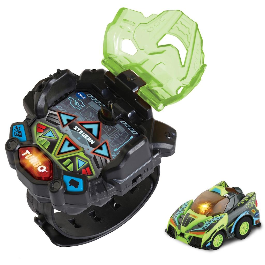 Vtech® RC-Auto »Turbo Force Racers - Race Car grün«, mit Licht- und Soundeffekten