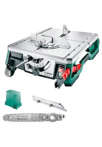 BOSCH Tischkreissäge »AdvancedTableCut 52«, Schnitttiefe 52 mm, NanoBlade-Sägeblatt kaufen