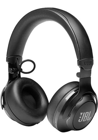 JBL On-Ear-Kopfhörer »CLUB 700BT«, A2DP Bluetooth (Advanced Audio Distribution... kaufen