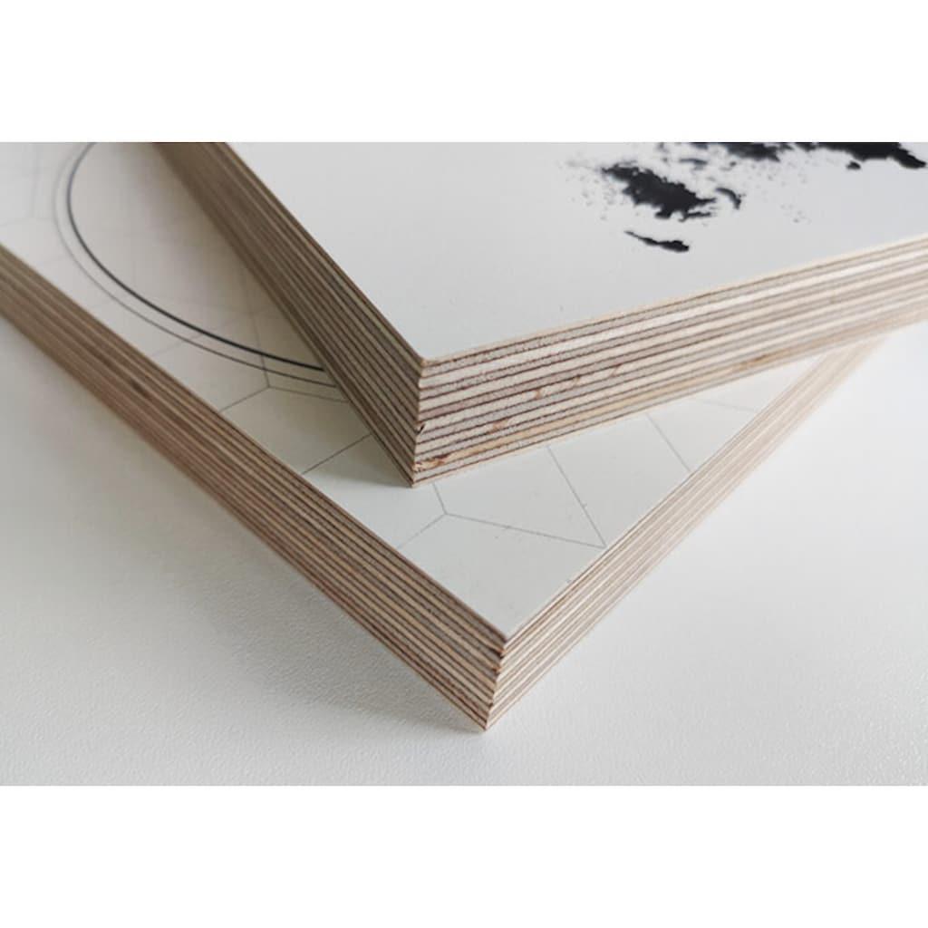 Wall-Art Deko-Buchstaben »Freistehende Buchstaben & Zahlen«
