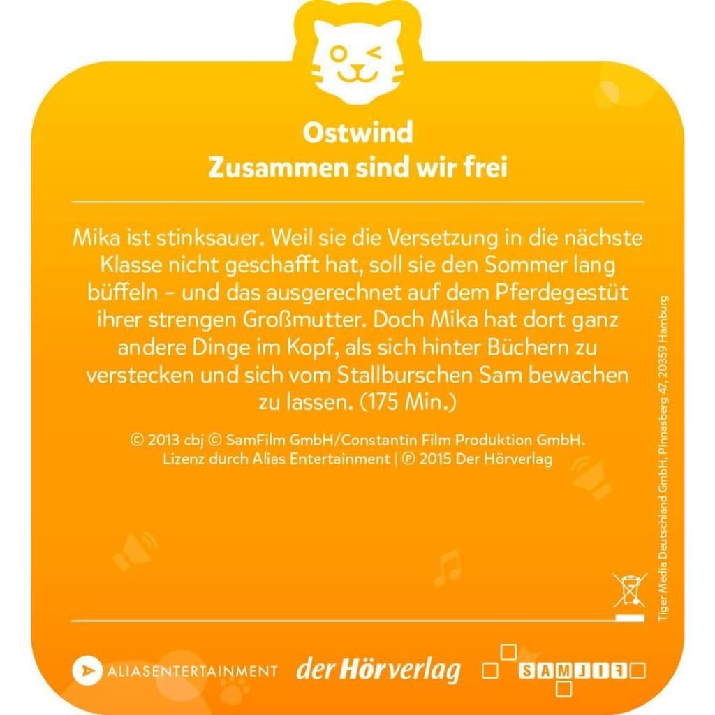 tigerbox Hörspiel »Zusammen sind wir frei«