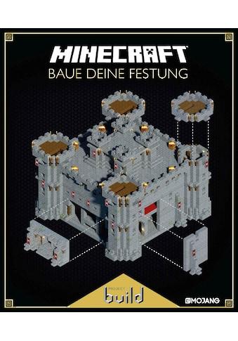 Buch »Minecraft, Baue deine Festung / Josef Shanel, Matthias Wissnet« kaufen