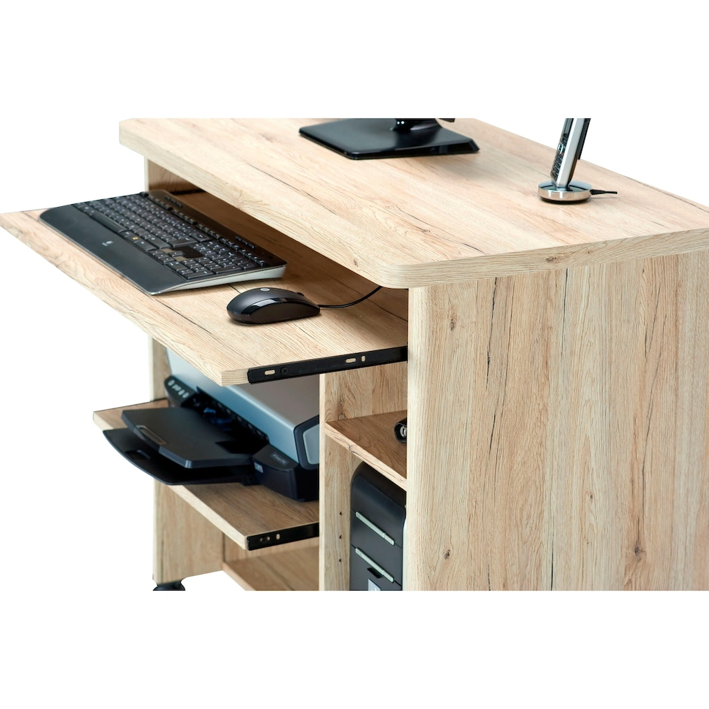 Jahnke Schreibtisch »CU-Libre 90«