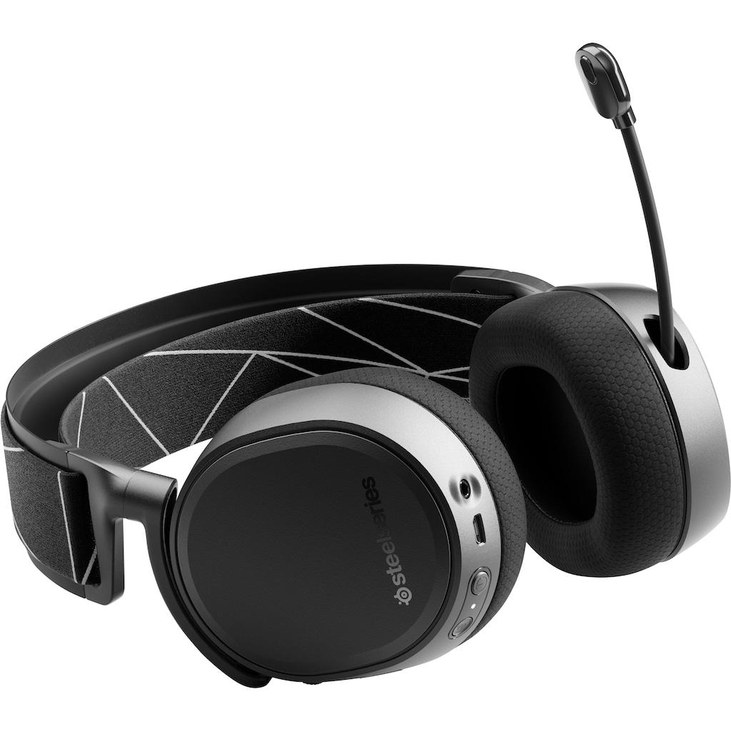 SteelSeries Over-Ear-Kopfhörer »Arctis 9«, WLAN (WiFi), Rauschunterdrückung