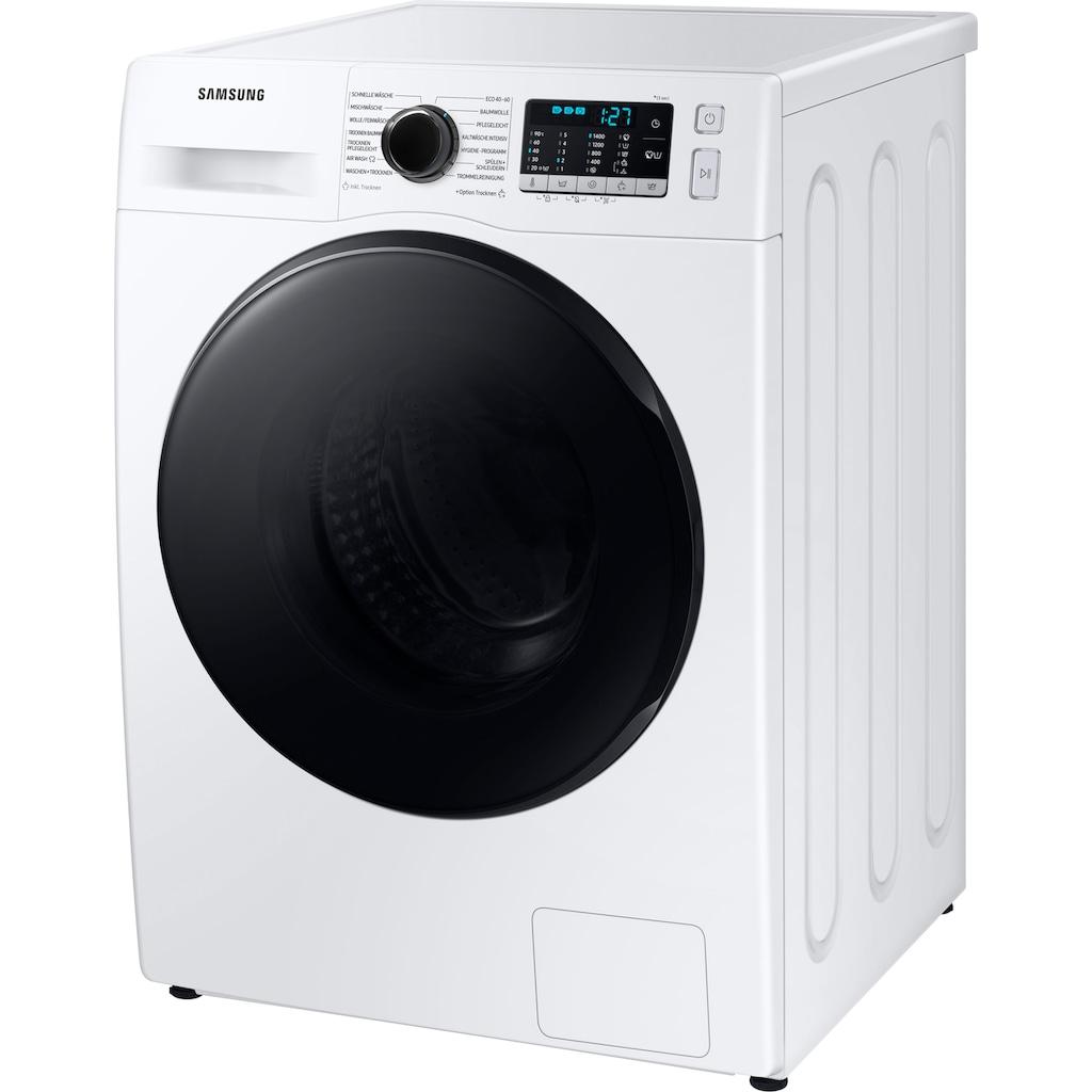 Samsung Waschtrockner »WD7ETA049BE/EG«, WD5000T, SchaumAktiv