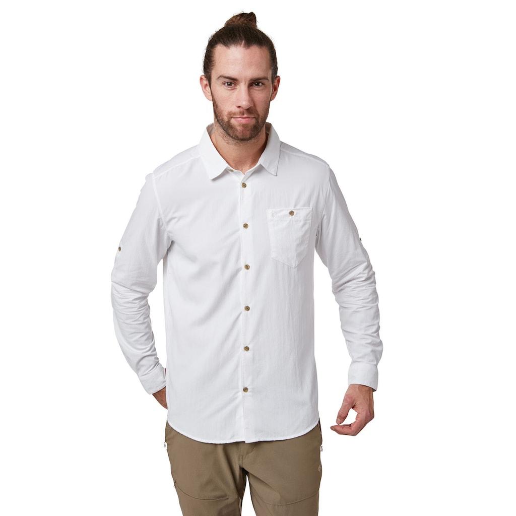 Craghoppers Langarmhemd »Herren NosiLife Nuoro«
