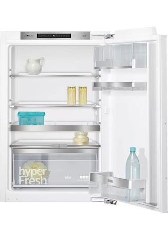 SIEMENS Einbaukühlschrank »KI21RADF0«, iQ500 kaufen