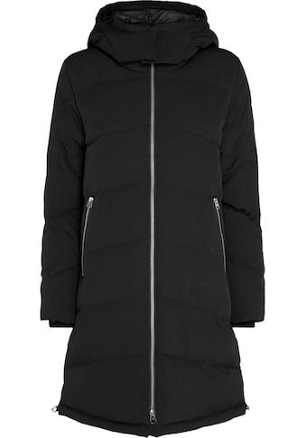 Calvin Klein Daunenmantel »ELEVATED DOWN LONG LENGTH COAT«, mit 2-Wege-Reißverschluss kaufen