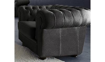 Max Winzer® Chesterfield - Sessel »Kent« kaufen